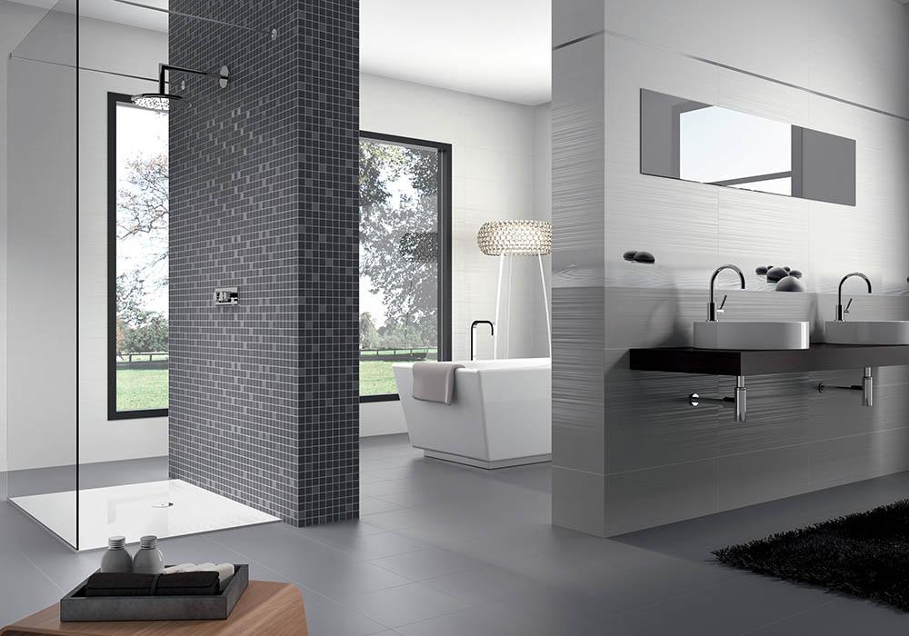 fusion koupelna inspirace m b keramika. Black Bedroom Furniture Sets. Home Design Ideas