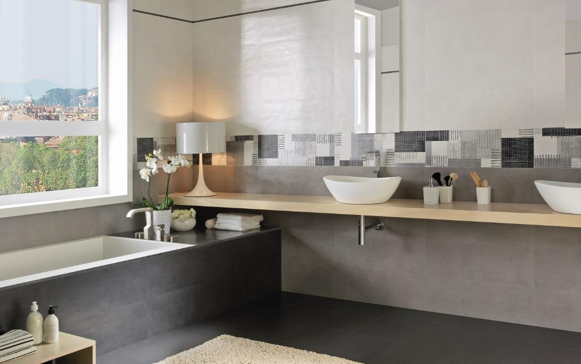 7918dc39b42 Manhattan koupelna inspirace