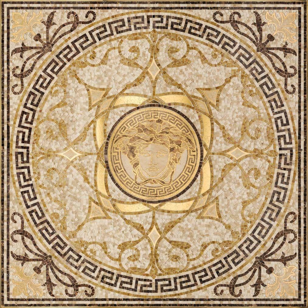 Luxusn 237 Obklady A Dlažba Exclusive Beige Oro M B Keramika